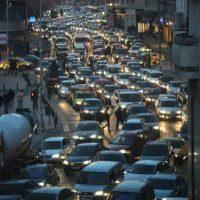 Salvador de Bahía, Brasil. En esta ciudad los conductores requieren 43 por ciento de de tiempo extra. Foto:Getty Images