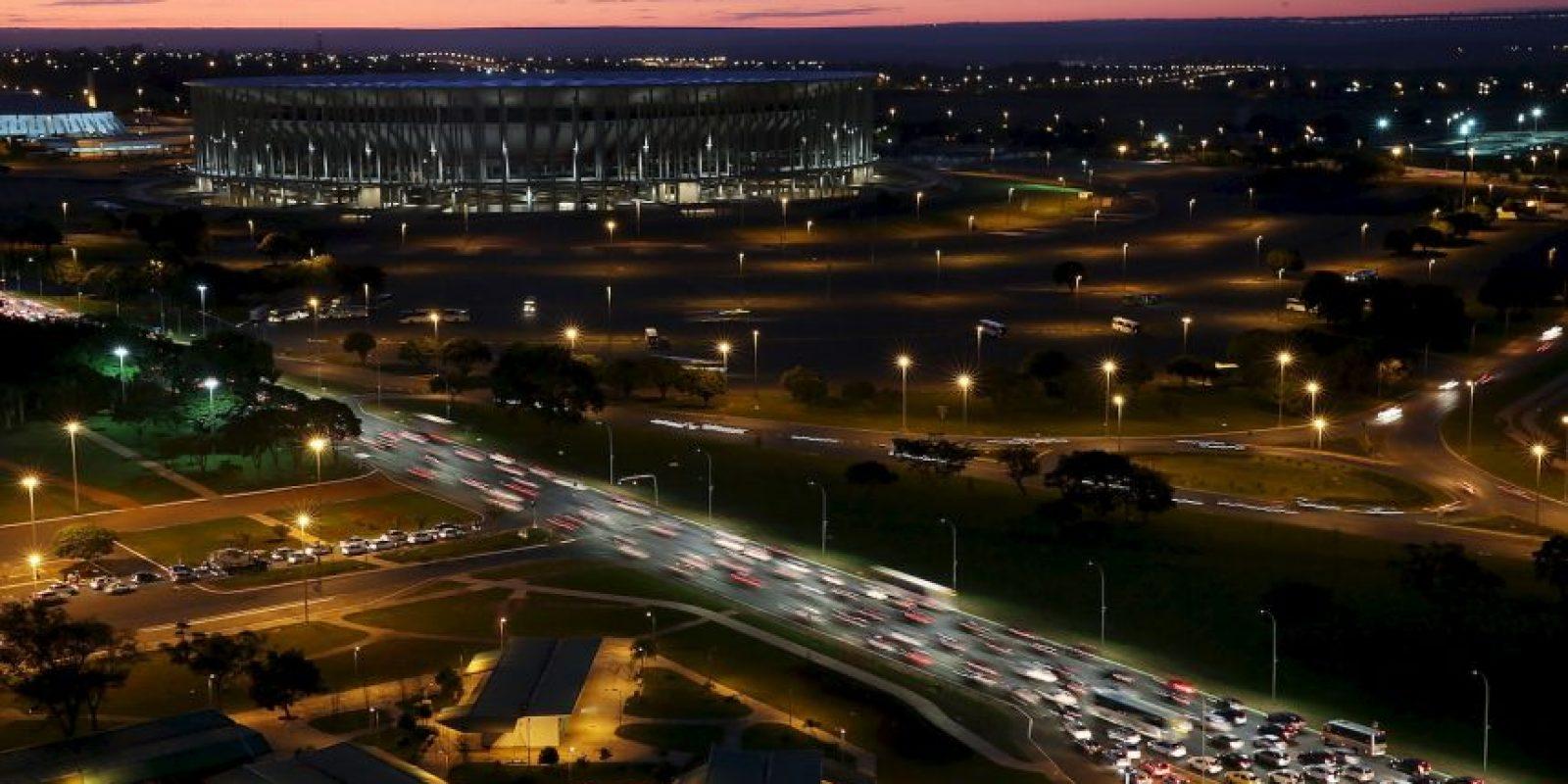 Recife, Brasil. Al igual que la anterior ciudad brasileña, tiene un promedio de 43 por ciento. Al parecer este país tiene serios problemas con el tránsito. Foto:Getty Images