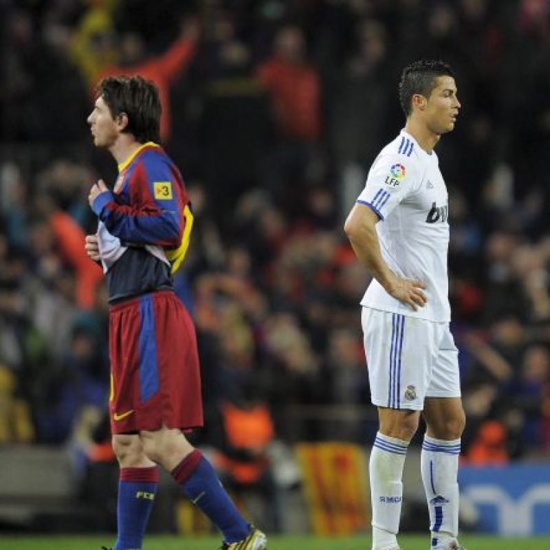 Barcelona vs. Real Madrid Foto: Getty Images