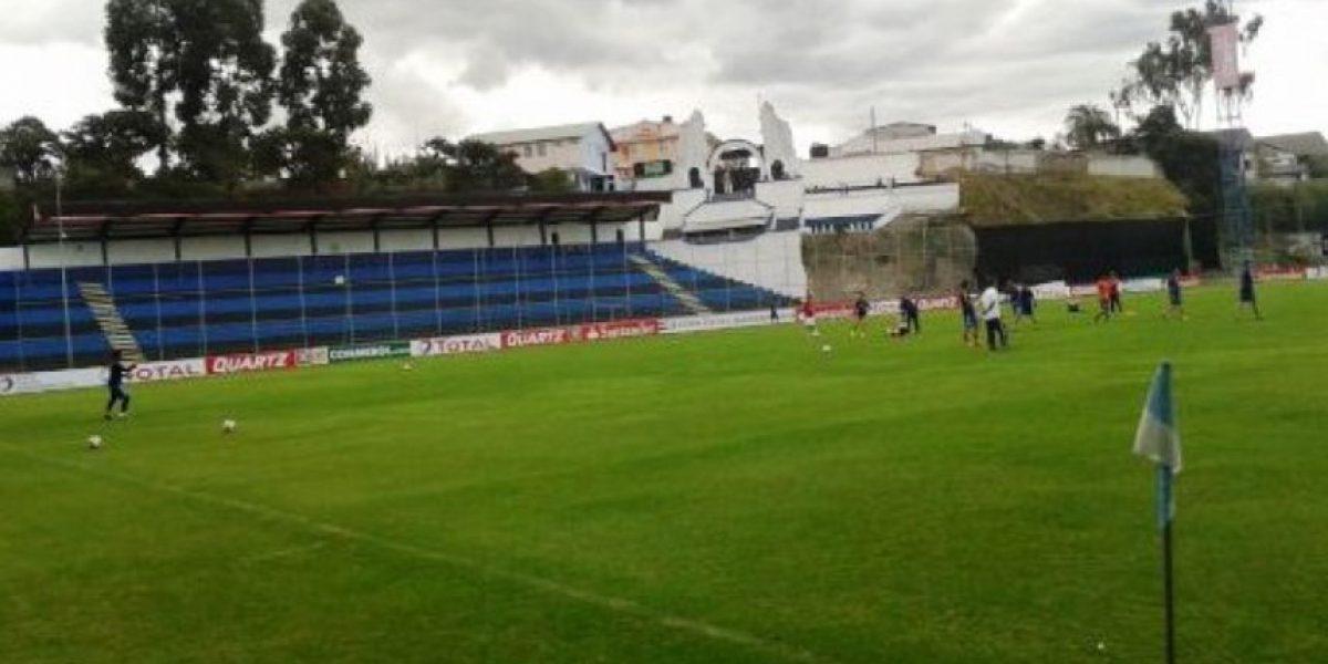 Resultado de imagen de Estadio Sangolqui