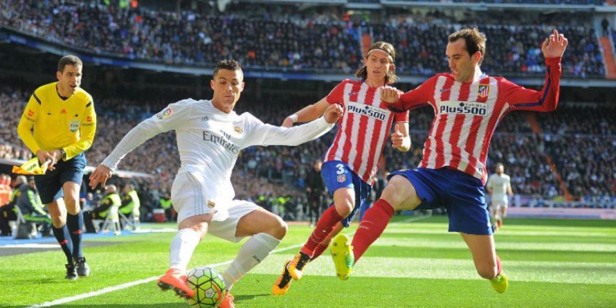 Atletico Madrid Vs Real Madrid: ¿A Qué Hora Juegan Real Madrid Vs Atlético De Madrid La