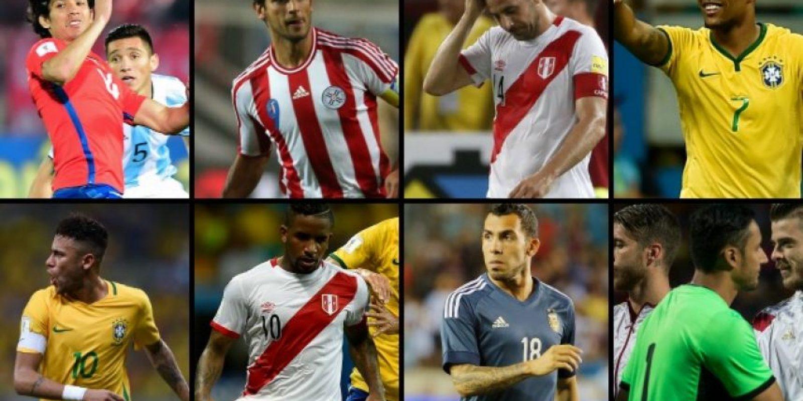 Las 30 figuras que no estarán en la Copa América Centenario