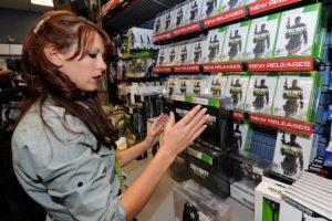 Cuatro de cada cinco hogares tienen una consola de videojuegos Foto: Getty Images