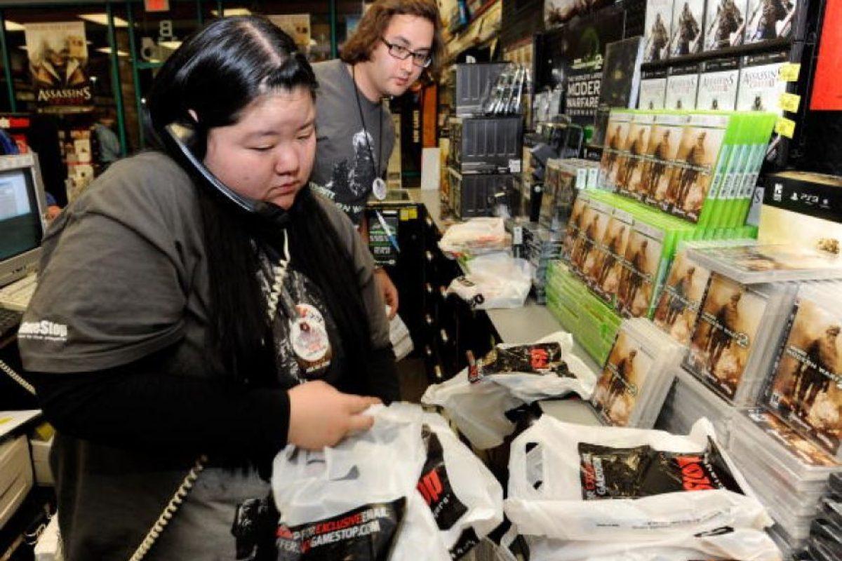 42% del total de la población estadounidense juega más de 3 horas a la semana Foto:Getty Images