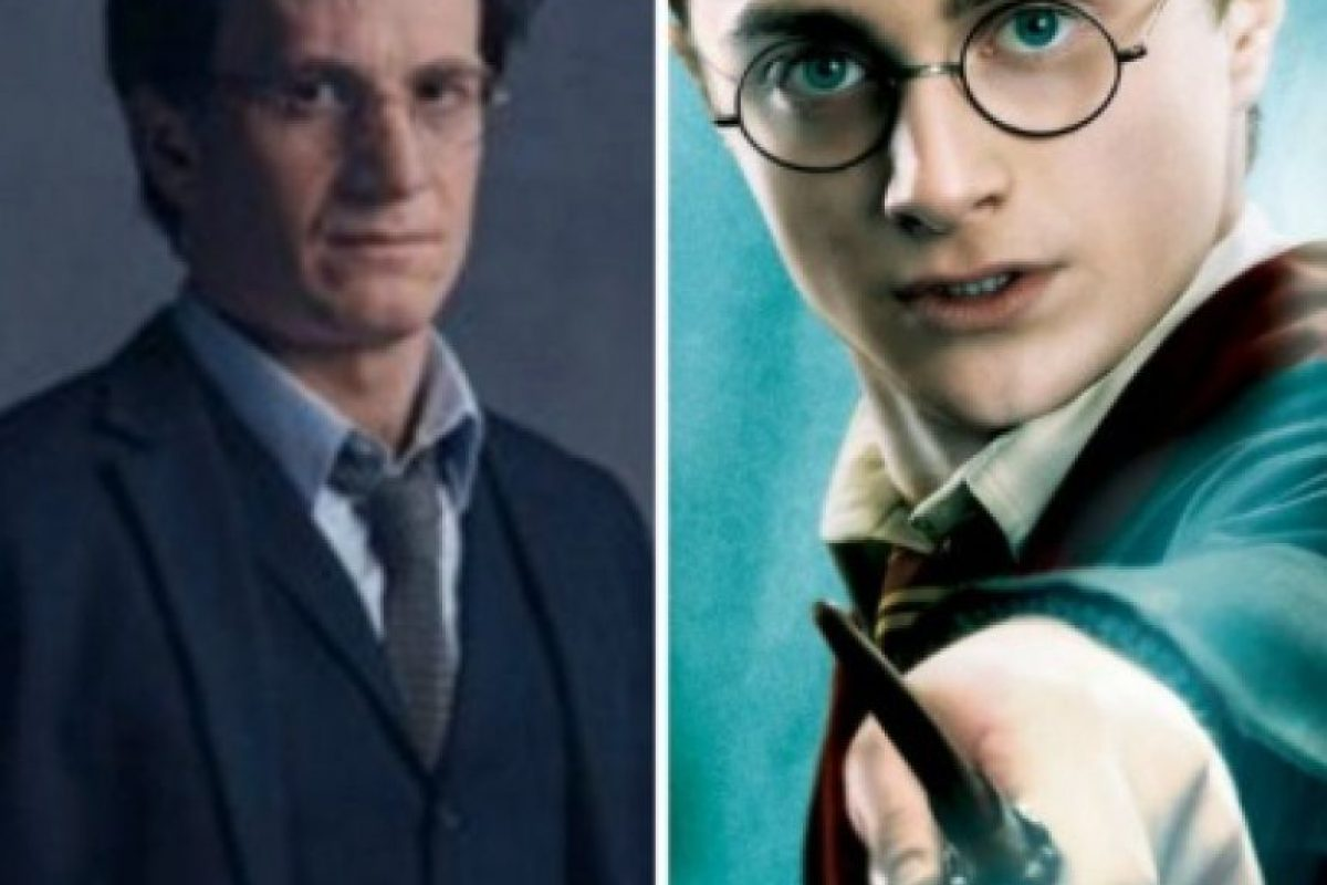 """Harry Potter"" será interpretado por Jamie Parker. Foto:Vía twitter.com/jk_rowling?"