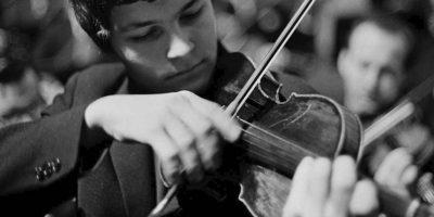 Conocen cada parte del instrumento y la melodía que se desprende del violín. De igual forma saben encontrar las partes más sensibles del cuerpo de su pareja Foto:Getty Images