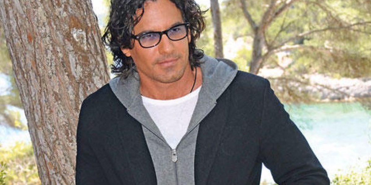 Mario Cimarro cumple 45 y luce súper bien