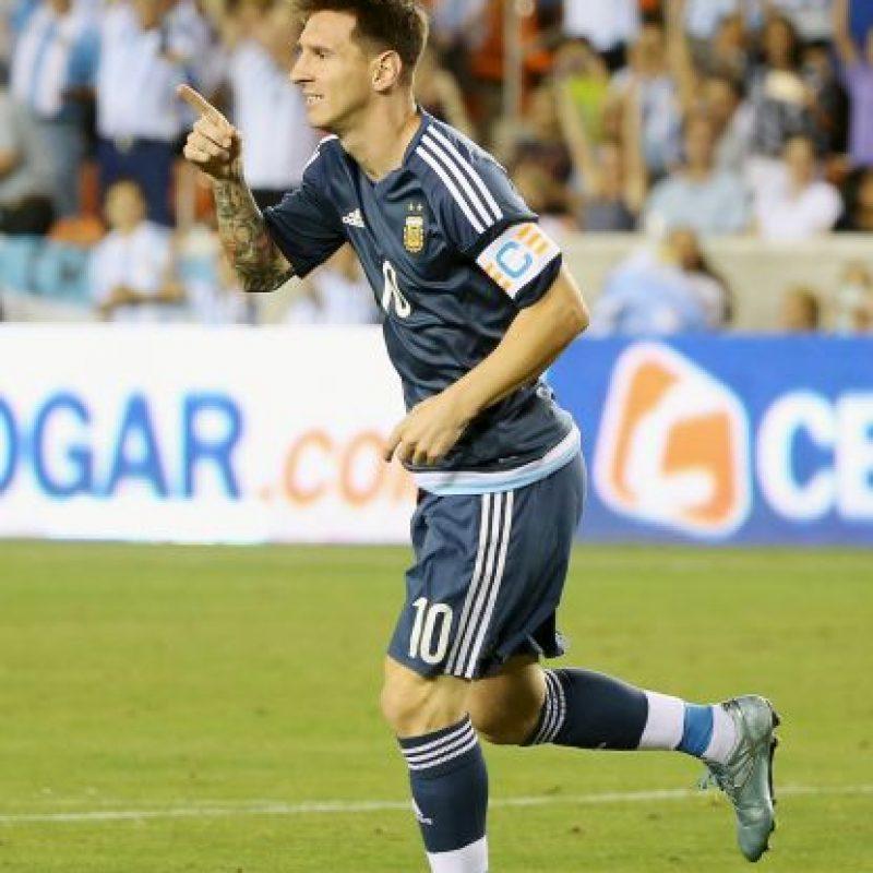 1. Lionel Messi (Argentina) 120 millones de euros Foto:Getty Images