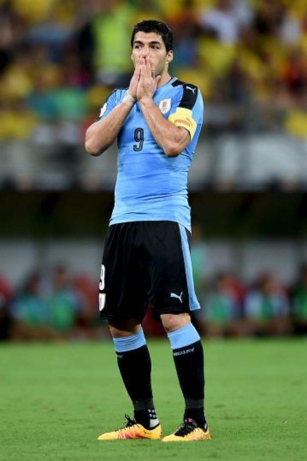 2. Luis Suárez (Uruguay) 90 millones de euros Foto:Getty Images