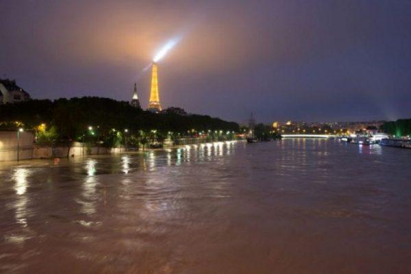 Fotos: Francia vive el peor día tras fuertes lluvias e inundaciones