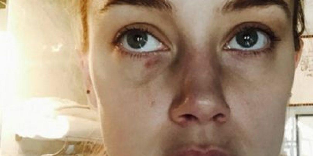 Amber Heard difunde más fotos y mensajes de texto para probar los ataques de Johnny Depp