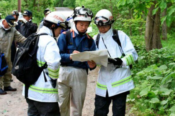 Encuentran niño que había desaparecido en un bosque de Japón
