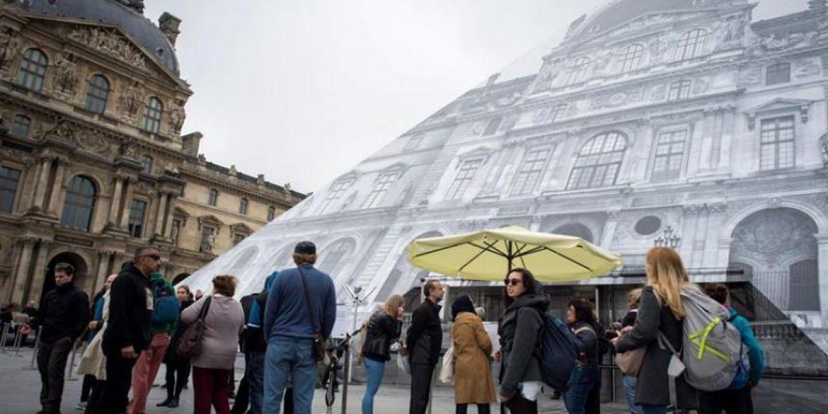 Museo de París cierra sus puertas por la crecida del Sena