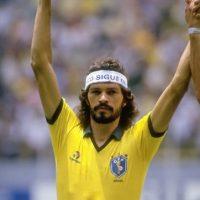 Nunca pudo festejar un campeonato con Brasil y en 1983 fue su gran oportunidad de levantar la Copa América. Luego del tercer lugar que obtuvo en 1979, a la edición siguiente cayó con Uruguay en la final. Foto:Getty Images