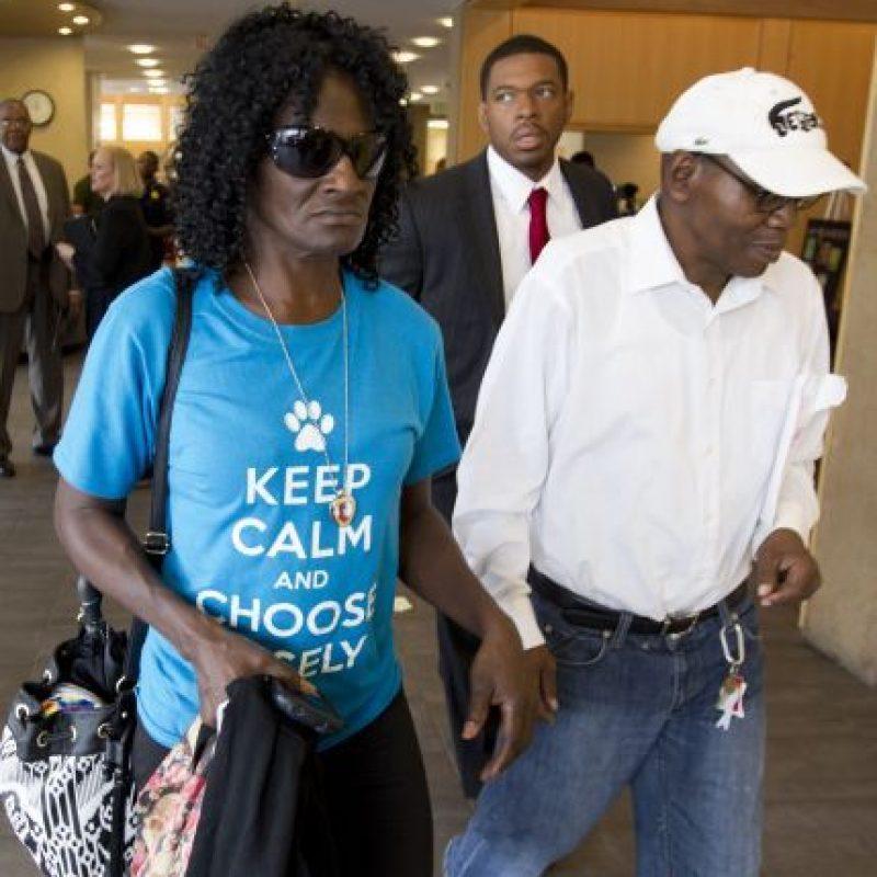 El gobierno de Baltimore, acordó pagar a Gloria Darden, madre de la víctima, 6.4 millones de dólares por la muerte de su hijo. Foto:Getty Images