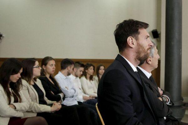 Lionel Messi es exculpado por la fiscalía que culpa a su padre