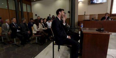 Así vivió Lionel Messi el juicio Foto:Getty Images