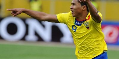 3. El centrocampista ecuatoriano, Jefferson Montero, milita actualmente es el Swansea City de la Premier League de Inglaterra. El futbolísta nacido en Babahyo, Los Ríos. Foto:Internet
