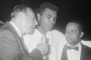 La leyenda del boxeo murió a los 74 años Foto:Getty Images