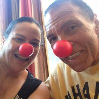Ali junto con su esposa Lonnie, dedicada tiempo a las causas humanitarias. Foto:Twitter @MuhammadAli