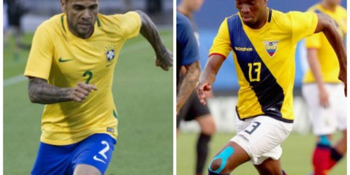 Brasil y Ecuador empatan sin goles y con polémica