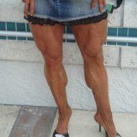 ¿Alguna vez han visto unas piernas así? Foto:Vía Tumblr