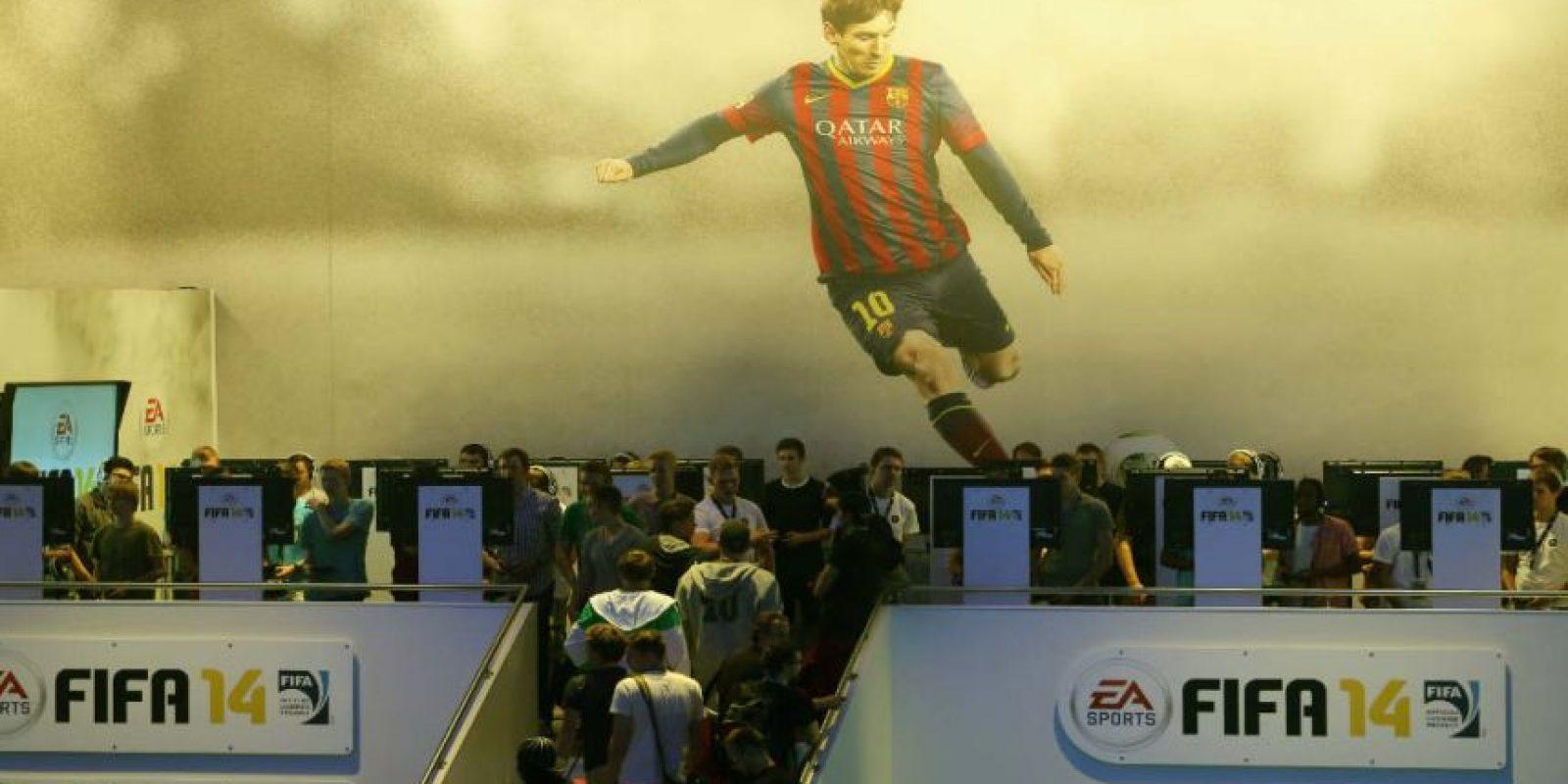 FIFA es el videojuego de fútbol más famoso del mundo. Foto:Getty Images