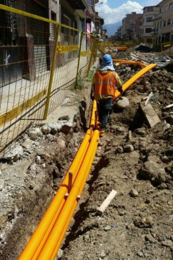 En el caso de presentarse algún daño la empresa acudirá con sus tanqueros. Foto:Cortesía