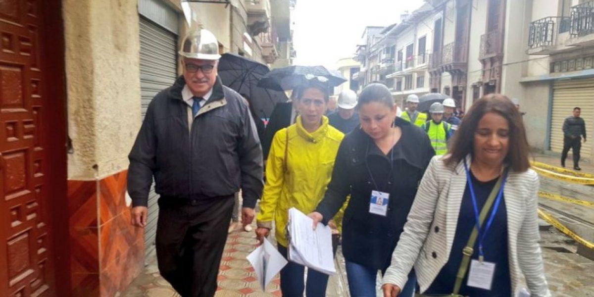 Primeros tramos del Tranvía son entregados en Cuenca