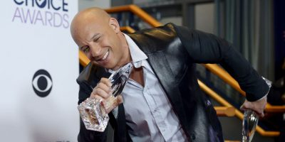 Estará acompañado por Vin Diesel Foto:Getty Images