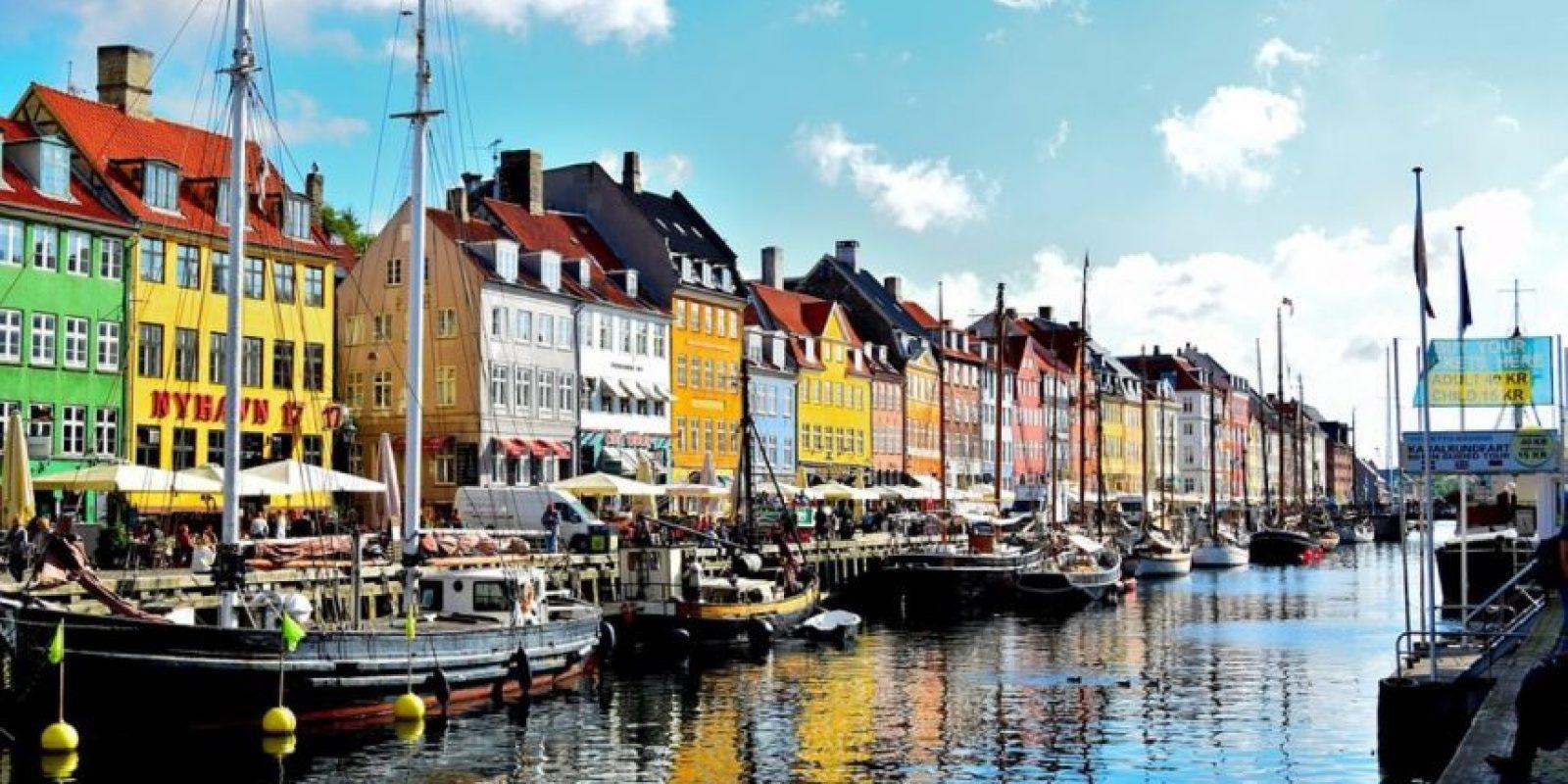 Su capital y ciudad más poblada es Copenhague. Foto:pixabay.com