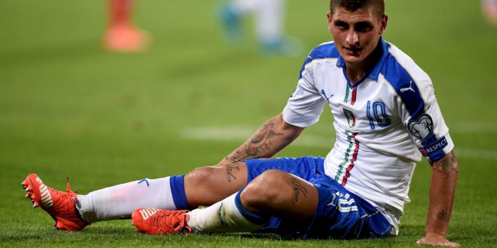 No ha tenido su mejor temporada y una rebelde pubalgia lo ha mantenido al margen del PSG. Por eso, en su club tomaron la determinación de operarlo una vez que termine la temporada y no estará en la Eurocopa. Foto:Getty Images