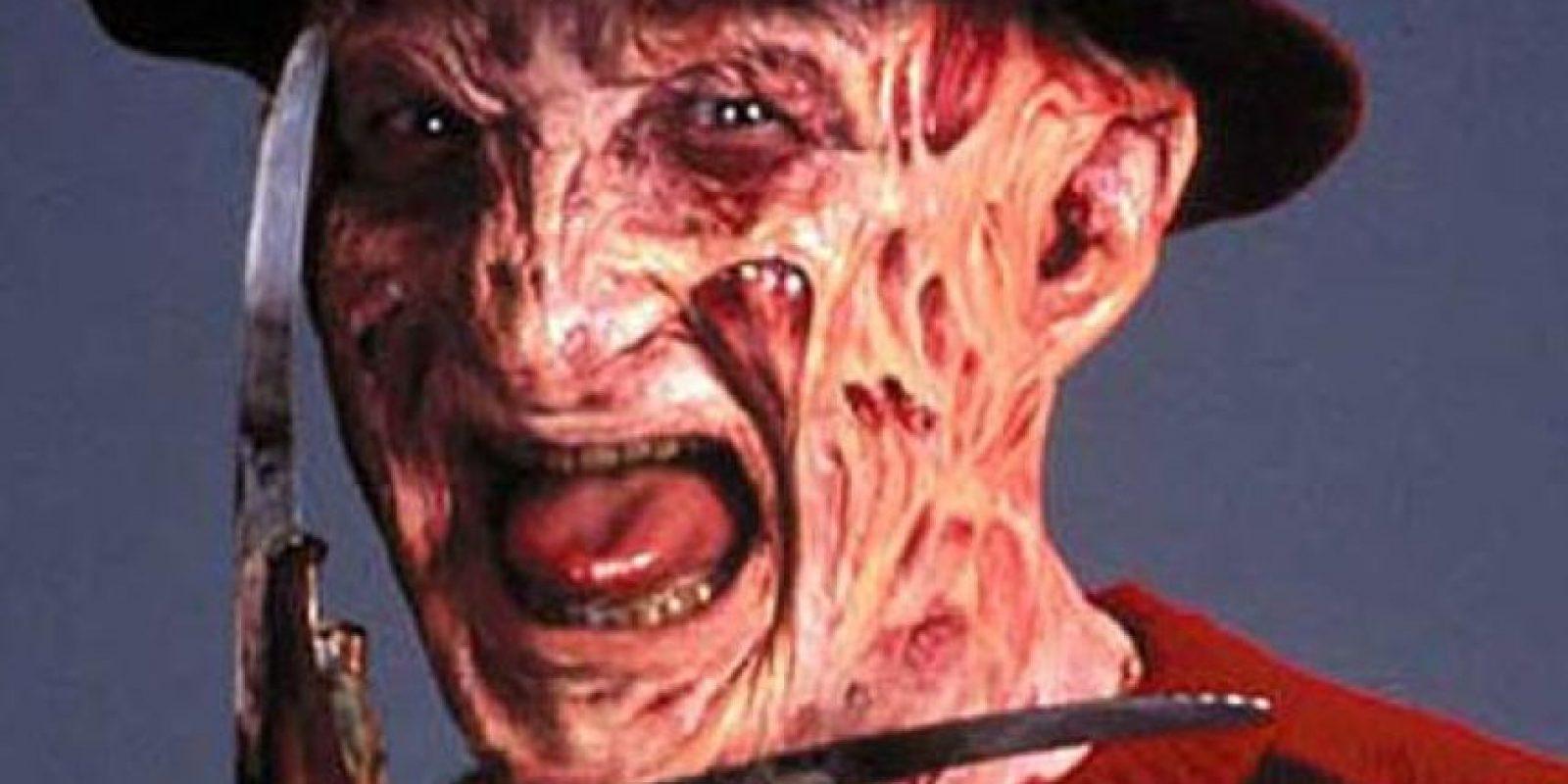 'Pesadilla sin fin' (1984) es protagonizada por el popular personaje de Freddy Krueger. Está basada en casos de personas que vivían en el sureste de Asia y que murieron mientras tenían pesadillas Foto:Internet