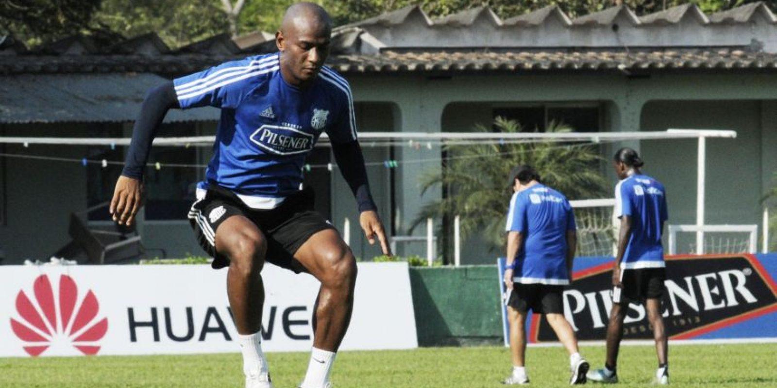 Oscar Bagui también se recupera de una lesión Foto:API