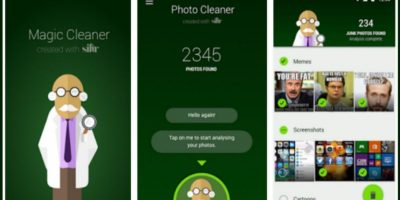"""Magic Cleaner for WhatsApp"" Foto: Magic Cleaner for WhatsApp"
