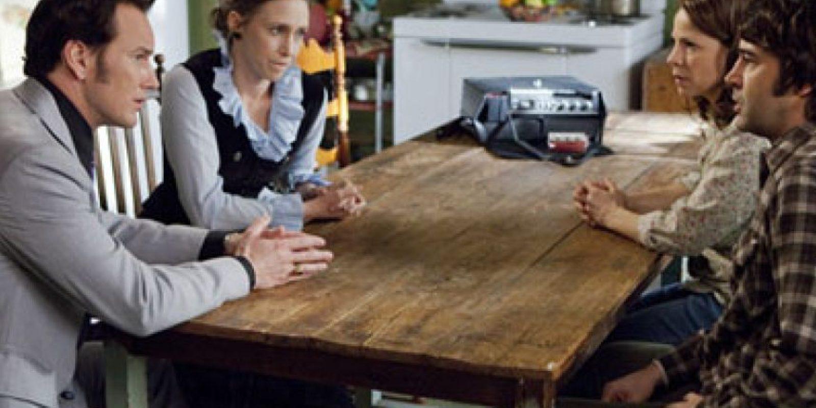 'El conjuro 1' (2013) está basada en lo sucedido en la década del 70 a la familia Perron, en una granja de Rhode Island (EE. UU.), donde se dice había presencia de espíritus. Foto:Internet
