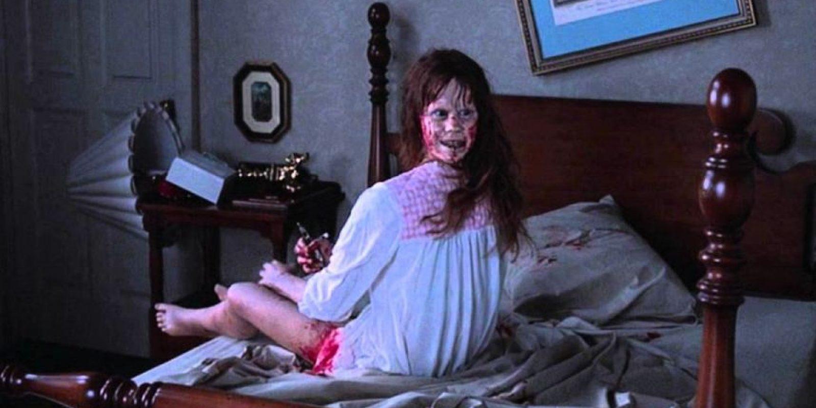 'El exorcista' (1973) está basada en un hecho ocurrido en 1949 a un niño conocido con los pseudónimos de 'Roland Doe' y 'Robbie Mannheim', quien sufrió ataques y posesiones por usar una tabla ouij Foto:Internet