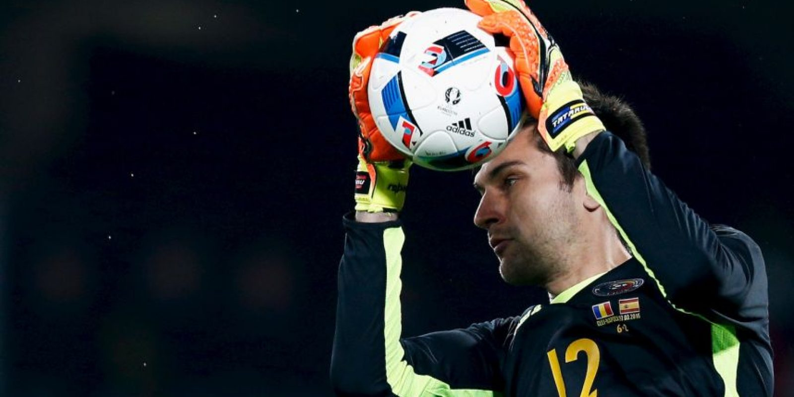 Ciprian Tatarusanu es uno de los apellidos que te puede complicar Foto:Getty Images