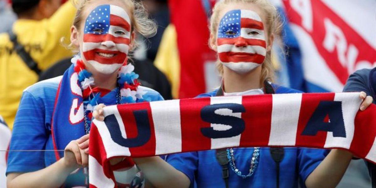 Estados Unidos goleó a Costa Rica y espera rival