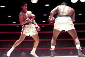 Will Smith interpretó a Muhammad Ali en la aclamada película 'Ali' y fue nominada al premio Oscar como mejor actor principal