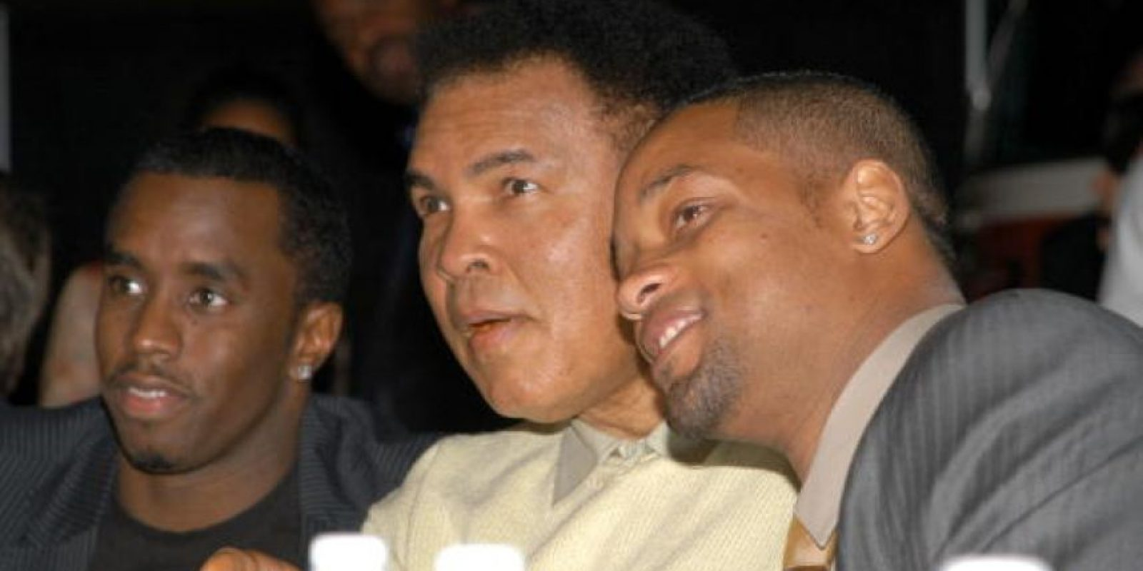 El actor era un gran amigo del boxeador y tras su muerte, comentó que 'fue una de las personas que cambió mi vida'