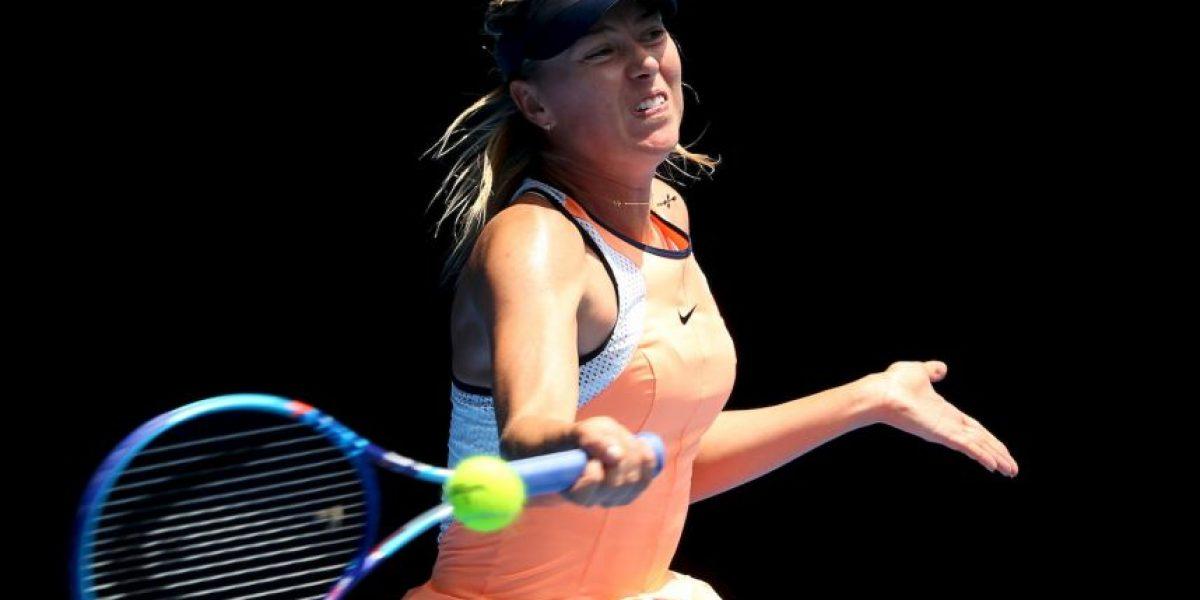La dura respuesta de Sharapova tras el castigo por doping