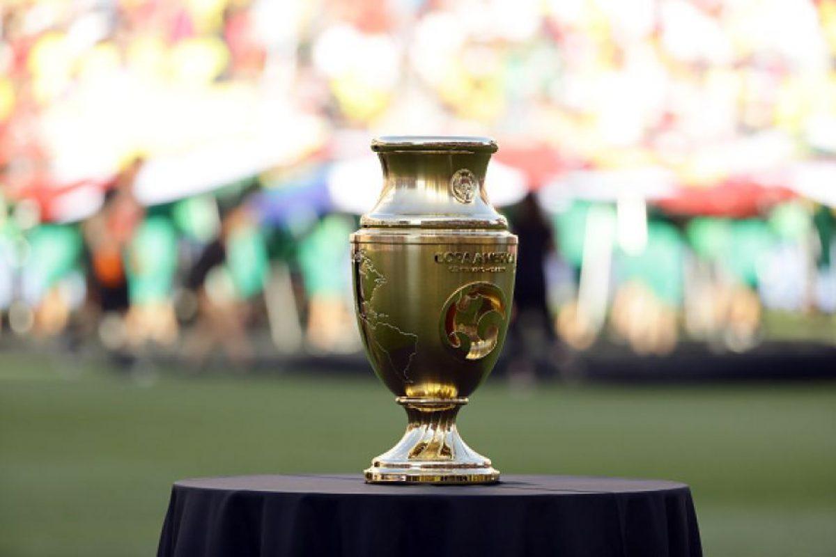 Pese a las especulaciones que hablaban de un torneo fijo en Estados Unidos, tal como la Copa América Centenario, esta idea se descartó Foto:Getty Images