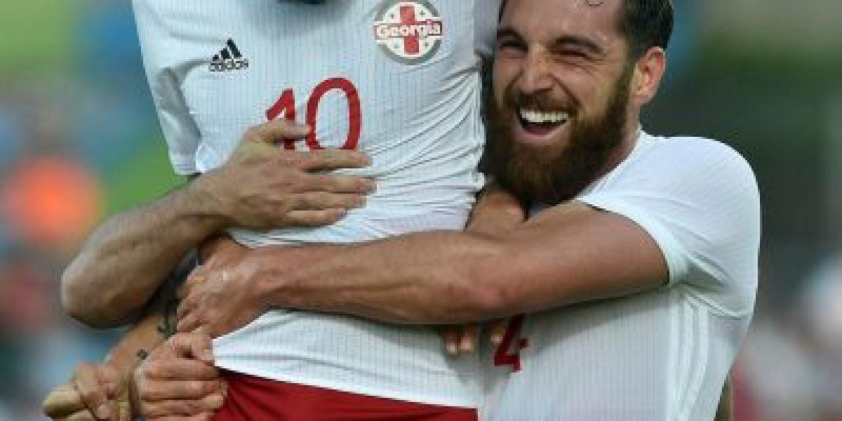 Georgia sobre España y las últimas grandes sorpresas del fútbol