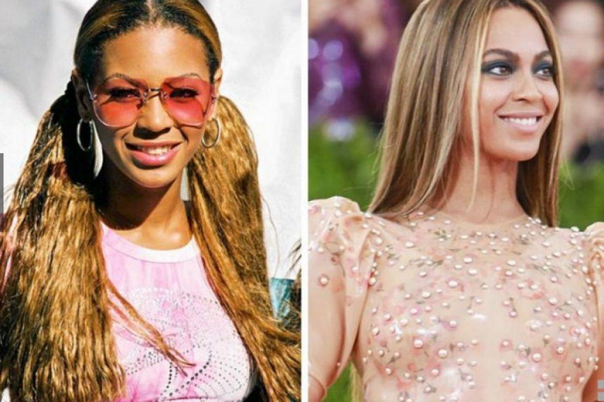 Beyoncé Fue desde los siete años de edad comenzó a participar en concursos de canto y baile, para después juntarse con una prima y amiga para formar un grupo musical; esos fueron los inicios de Beyoncé Giselle Knowles, quien hoy es una de las artistas con más afamadas y con mayores ganancias en la industria