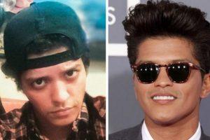 Bruno Mars Su verdadero nombre es Peter Gene Hernández, quien nació en Hawái, Estados Unidos, el 8 de octubre de 1985.