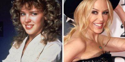 Kylie Minogue Una cantante australiana de música pop, compositora y actriz. Nació el 28 de mayo de 1968 en Melbourne, Australia.