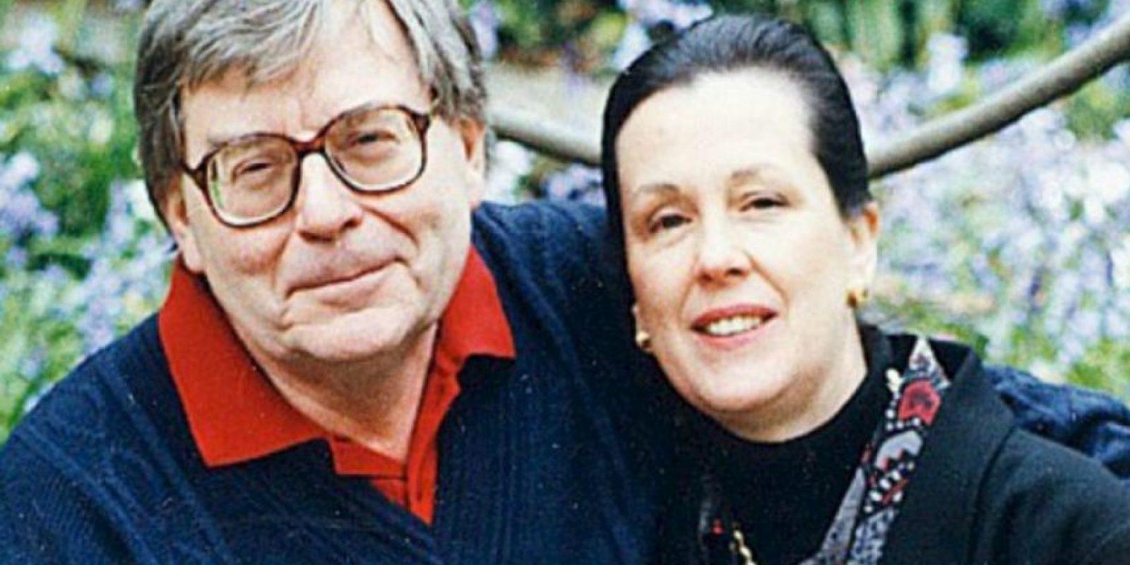 2. Los esposos Edward Thomas Downes y Joan Thomas realizaron su suicidio asistido en pareja en 2009, en Suiza Foto:BBC