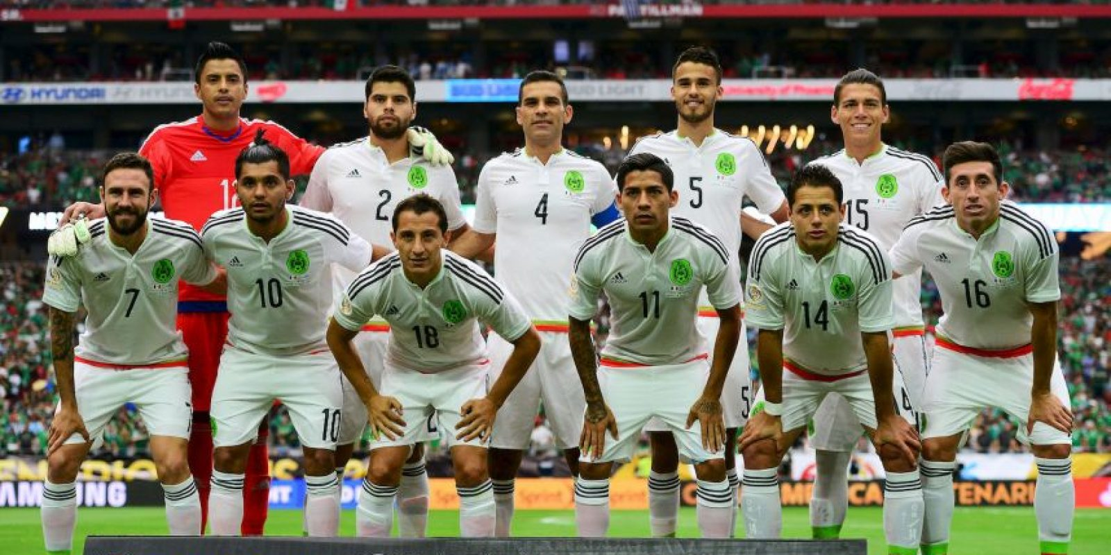 México vs. Jamaica Foto: Getty Images