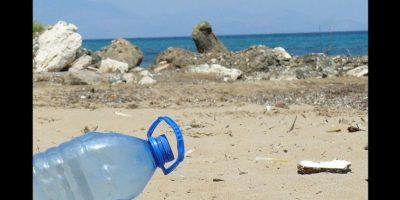 Este material se acumula en la superficie y el fondo del mar por igual. Foto:Pixabay